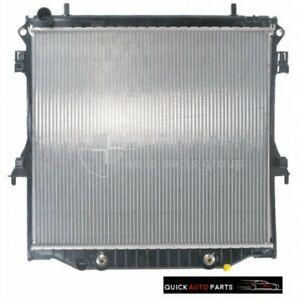 Radiator for Holden Colorado RG 2.8L Diesel Auto