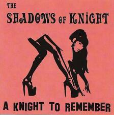 """Rare! The Shadows of Knight """"A Knight to Remember"""" CD"""