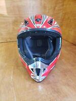 HJC Helmets CL-X5 Motorcycle Helmet (Red)