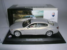 Whitebox Maserati Quattroporte GTS silber metallic, 1:43 Art. WBS039