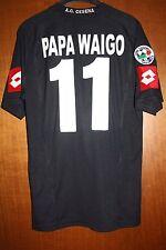 Maglia Shirt Maillot Camiseta Cesena Papa Waigo Indossata Serie B Match Worn