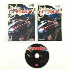 Need For Speed Carbon / Jeu Sur Console Nintendo Wii et Wii U