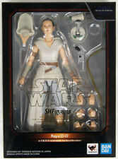 Bandai S.H. Figuarts Rey & D-O Figure (Star Wars: The Rise of Skywalker)