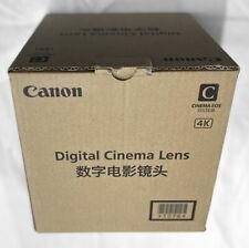 @ Canon CN-E Cine EMPTY LENS BOX w/ insert for 14 24 35 50 85 @