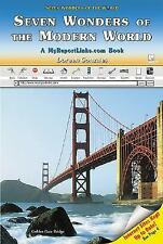 Seven Wonders of the Modern World (Seven Wonders of the World)-ExLibrary