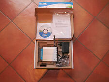 MODEM ROUTER WIRELESS G D-LINK  Kit Router e Adattatore USB Bundle DWL-922
