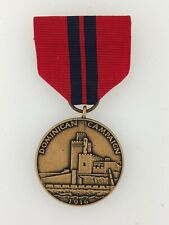 GENUINE Full Size United States Marine Corps DOMINICAN Campaign Medal 1916
