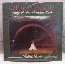 Robbie Basho-Rainbow Thunder 1981 GENUINE Silver Label Recording SLR-029 SEALED!