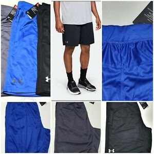 Under Armour Mens Shorts Fitness pants Training Sports Running Quick Dry UA