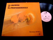 TI-JACQUES ET LES PROFESSIONNELS/FRENCH WEST INDIES/A3/MARTINIQUE/FRENCH PRESS