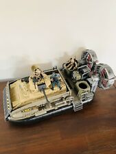 Toys R Us SENTINEL 1 Military Hovercraft & Tank Set, With Figures Chap Mei 2015