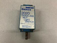 USED GEMCO LIMIT SWITCH 2020-1
