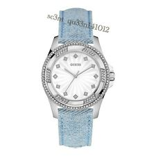 AUTHENTIC GUESS LADIES' PINWHEEL WATCH RRP:$329 W0703L3 BRAND NEW