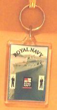 Royal Navy key ring..