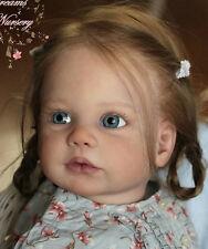 "New Reborn Toddler Doll Kit Gabriela By Regina Swialkowski @26""@Shoulder Plate"