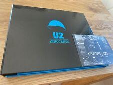 U2 experience innocence Tour 2018 VIP Box Buch Köln NEU!