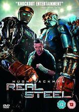 Real Steel [DVD][Region 2]