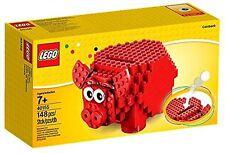 Brand New Good Luck LEGO Pig Coin Bank 40155