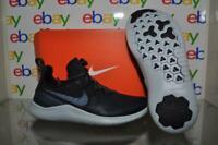 Nike Free TR 8 MTLC AJ7833 044 Womens Running Shoes Black Armory Navy NIB