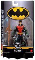 """Batman Missions 6"""" DC comic Action Figures Heroes TV Toys Joker, Justice League"""