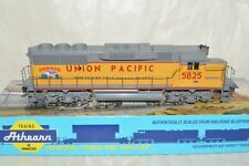 HO scale Athearn Union Pacific RR DENVER SAFETY 1999 EMD GP60 locomotive train