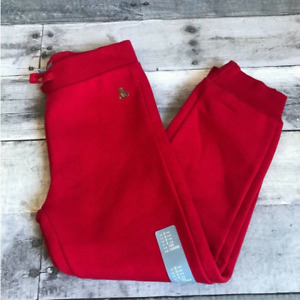 Gap Kids Toddle Jogger Pants in Red 5 Years NEW WITH TAG