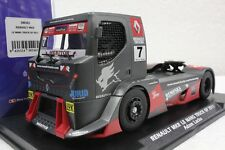 FLY 206101 Renault MKR Le Mans Truck GP 2011 Lacko #7 New 1/32 Slot Car