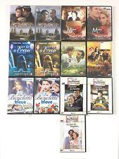 Coffret Lot DVD Série Dolmen Le Maitre Du Zodiaque La Bicyclette Bleu Napoleon..