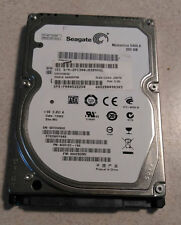 "Seagate Momentus 250 GB SATA Laptop Hard Drive 2.5"" 5400 RPM ST9250315AS TESTED"