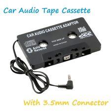 Car Audio Tape Cassette Adapter iPhone iPod Mp3 CD Radio 3.5mm Jack AUX