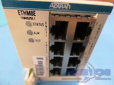 Adtran 11845255L1 ETHM8E MODULE