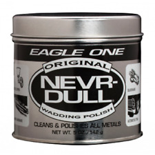 EAGLE ONE NEVER DULL WADDING POLISH. ONE OF THE BEST METAL POLISHES AROUND!