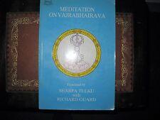MEDITATION ON VAJRABHAIRAVA 'VICTORY OVER EVIL' SHARPA TULKU PB 1991
