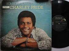 Country Lp Charley Pride Someone Loves You Honey On Rca