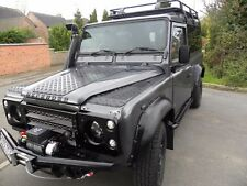 LAND ROVER DEFENDER 1999 110 TD5 FULLY REBUILT AND MODIFIED 1000'S JUST SPENT