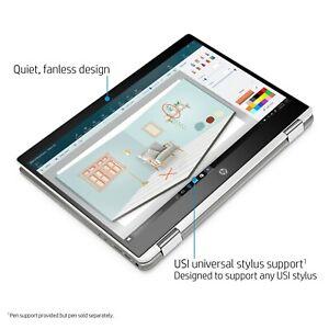 """New HP Chromebook x360 14b-ca0061wm 14"""" HD Touch N5030 1.1GHz 4GB 128GB eMMC"""