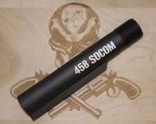 458 SOCOM 'NEW' BLACK anodized buffer mil-spec Laser engraved 223/556/300aac