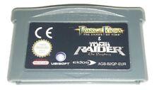TOMB RAIDER 2 GIOCHI - Game Boy Advance Nintendo DS Lite Gioco Bambini Bimbi GBA
