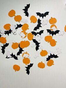 Halloween Paper Table Confetti