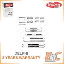 REAR BRAKE SHOES ACCESSORY KIT SKODA VW SEAT DELPHI OEM LY1206 HEAVY DUTY