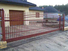 Sliding cantilever driveway gates , automated NICE Robus