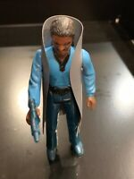Vintage Lando Calrissian Star Wars Action Figure 1980 Hong Kong - COMPLETE