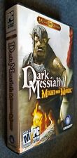 Dark Messiah of Might & Magic by Ubisoft (PC Windows Video Game) (Complete Box)