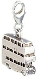 NEW Official Licensed Harry Potter St. Silver Knight Bus Clip On Charm