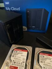 Western Digital My Cloud Pro PR2100 16tb 2x8tb WD Red Drives Looks & Works GREAT