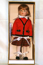 "1998 16"" Porcelain Magic Attic Club Megan doll"
