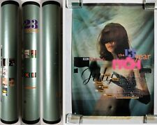 4AD V23 (POSTERS) Volume 2 FAD 23 + 13 Year Itch 1993 PIXIES BREEDERS LUSH Minty