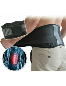 Rückenbandage LumbusFix Rückenstütze Rückengurt Stabilisator Hexenschuss