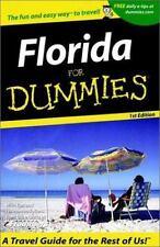 Florida For Dummies? (Dummies Travel) by Tunstall, Jim, Tunstall, Cynthia