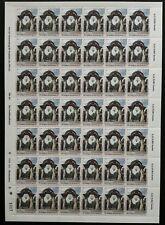 Briefmarken Privatpost PIN AG BERLIN kompletter Schalterbogen PBE 29 postfrisch
